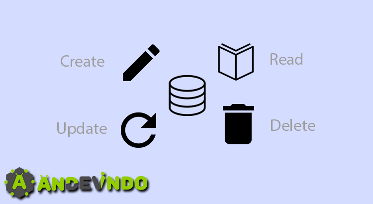 CRUD database online | PHP | Volley