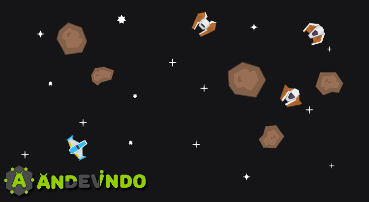 Buat Game Space Shooter dengan Android Studio